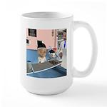 Kevin's Chemo Large Mug
