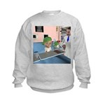 Kit's Chemo Kids Sweatshirt