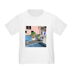 Kit's Chemo Toddler T-Shirt