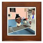 Keith's Chemo Framed Tile