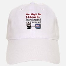 Liberals Hate Facts Baseball Baseball Cap