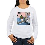 Katy's Chemo Women's Long Sleeve T-Shirt