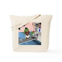 Katy's Chemo Tote Bag