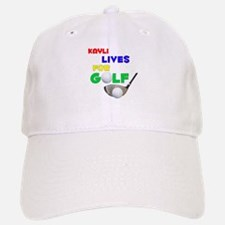 Kayli Lives for Golf - Baseball Baseball Cap