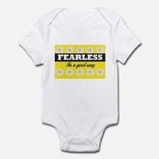 Fearless in a good way Infant Bodysuit