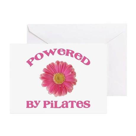 Powered by Pilates Greeting Cards (Pk of 20)