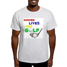 Kimora Lives for Golf - T-Shirt