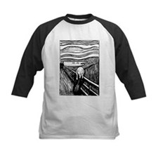Munch's Scream Lithograph Tee