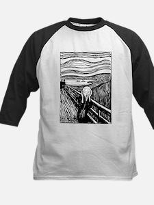 Munch's Scream Lithograph Tee