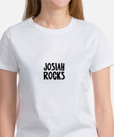 Josiah Rocks Women's T-Shirt