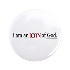 """Orthodox 3.5"""" Button (100 pack)"""