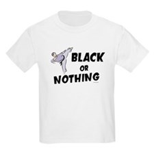 Black Or Nothing 1 (Male) T-Shirt