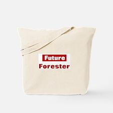 Future Forester Tote Bag