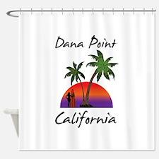 Dana Point California Shower Curtain