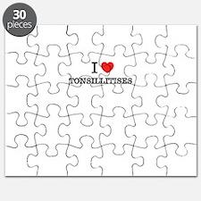 I Love TONSILLITISES Puzzle