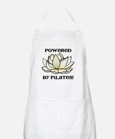Powered by Pilates Lotus BBQ Apron