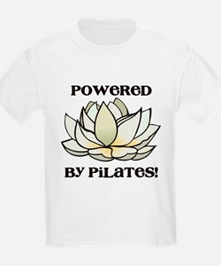Powered by Pilates Lotus T-Shirt