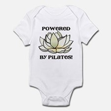 Powered by Pilates Lotus Infant Bodysuit
