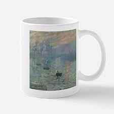 Claude Monet Impression Soleil Levant Mugs