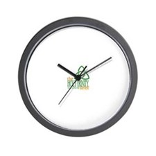Unique Holy father Wall Clock