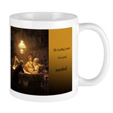"""The Reading Lesson"" - Mug"
