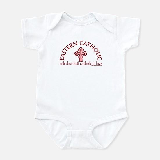 eastern catholic round Body Suit