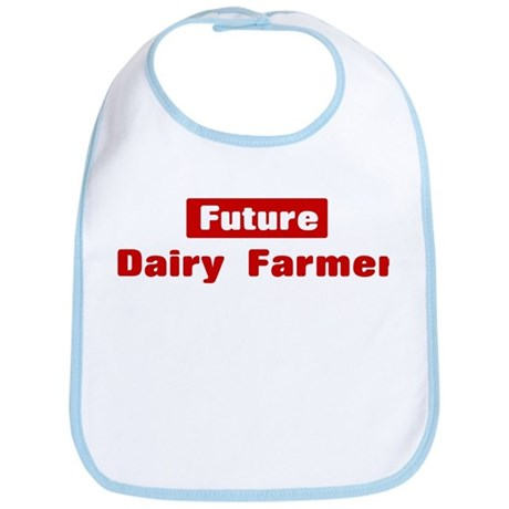 Future Dairy Farmer Bib