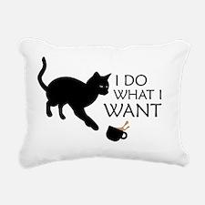 Unique What do we want Rectangular Canvas Pillow