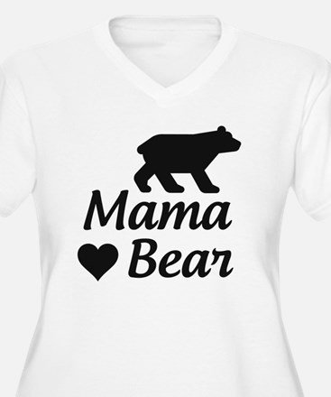 Unique Mama bear T-Shirt