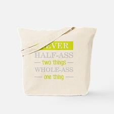 Cool Recreation Tote Bag