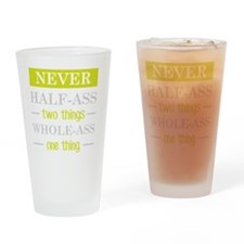 Unique Parks recreation Drinking Glass