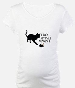 Do What I Want Cat Shirt