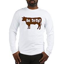 Got Tri-Tip Long Sleeve T-Shirt