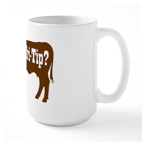 Got Tri-Tip Large Mug