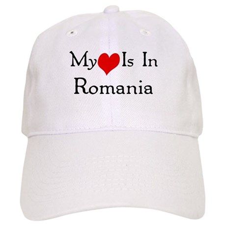 My Heart Is In Romania Cap