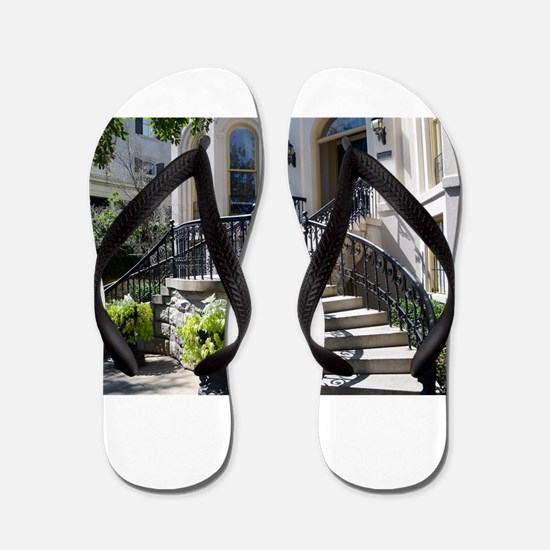 Grand Staircase Flip Flops