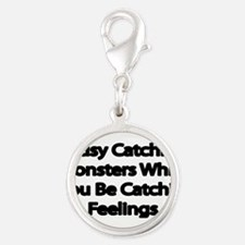 Busy catching Monsters Charms