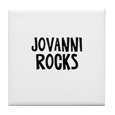 Jovanni Rocks Tile Coaster
