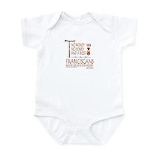Unique Poverty Infant Bodysuit