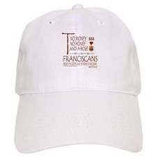 Cute Vow of poverty Baseball Cap