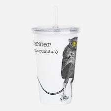 Tarsier (Tarsius pumilus) Acrylic Double-wall Tumb