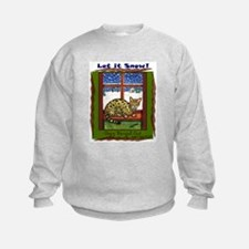 Bengal Cat Christmas Sweatshirt