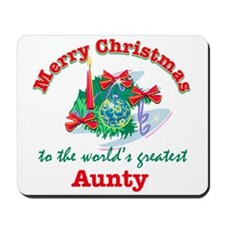 Merry Christmas to the World's greatest aunty Mous