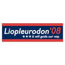 Liopleurodon 08 Bumper Bumper Sticker