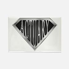 SuperActuary(metal) Rectangle Magnet
