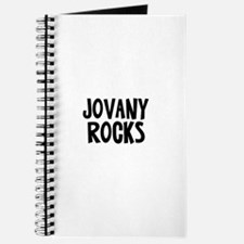 Jovany Rocks Journal
