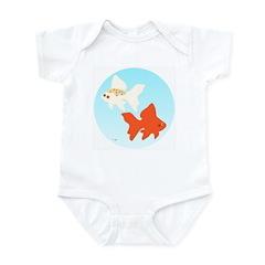 Pisces Infant Bodysuit