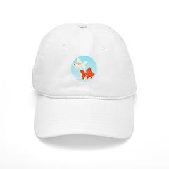 Pisces Baseball Cap