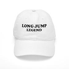 LONG JUMP Legend Baseball Cap