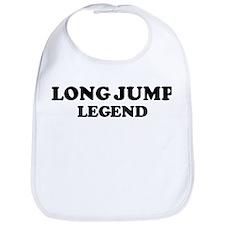 LONG JUMP Legend Bib